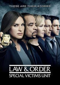 Law & Order: Special Victims Unit Season 17 (Part 2) cover art