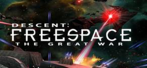 Descent: FreeSpace – The Great War cover art