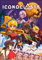 Game Iconoclasts  PlayStation Vita cover art