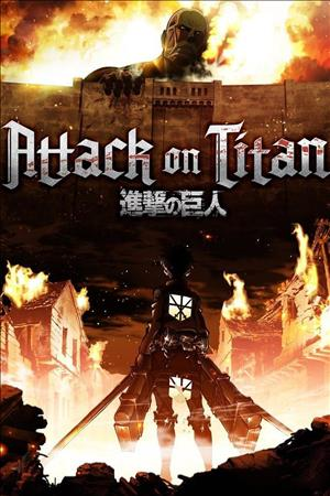 Attack on Titan Season 3 cover art