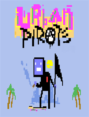 Urban Pirate cover art