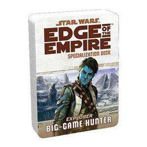 Edge of the Empire: Big Game Hunter Specialization Deck cover art