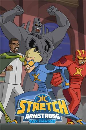 Stretch Armstrong & the Flex Fighters Season 1 (Part 2) cover art