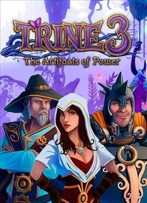 Trine 3: The Artifacts of Power cover art