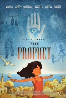 Khalil Gibran's The Prophet cover art