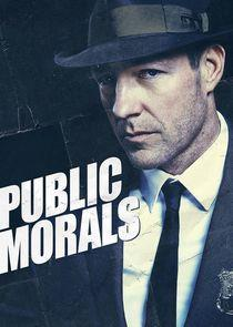 Public Morals Season 1 cover art