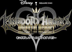 Kingdom Hearts: Melody of Memory cover art