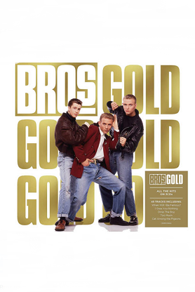 Bros: Gold cover art