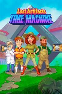 Lost Artifacts: Time Machine cover art