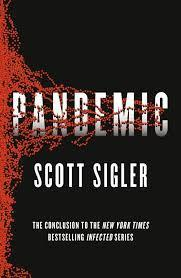 Pandemic (Scott Sigler) cover art