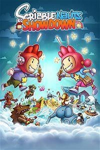 Scribblenauts Showdown cover art