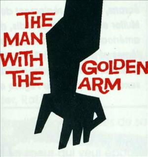 The Man with the Golden Arm cover art