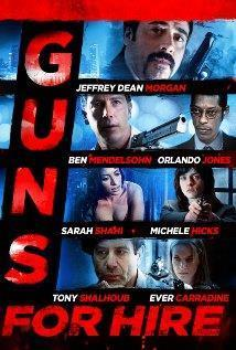 Guns for Hire cover art