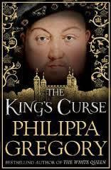 The King's Curse (Philippa Gregory) cover art
