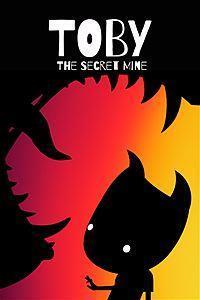 Toby: The Secret Mine cover art