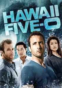 Hawaii Five-0 Season 8 cover art