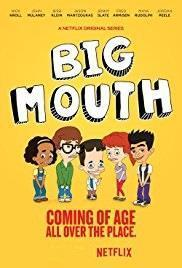 Big Mouth Season 2 cover art