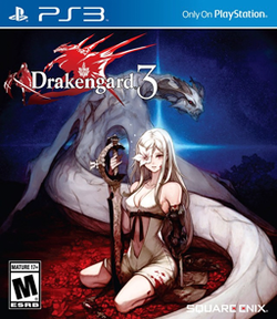 Drakengard 3 cover art