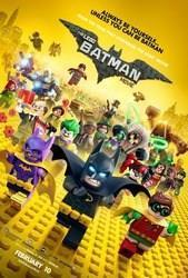 The LEGO Batman Movie cover art