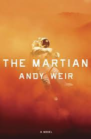 The Martian (Andy Weir) cover art