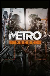 Metro Redux cover art
