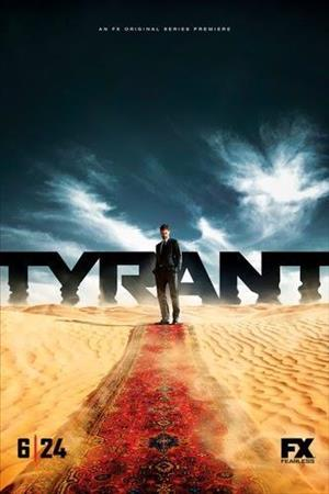 Tyrant Season 1 cover art