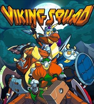 Viking Squad cover art