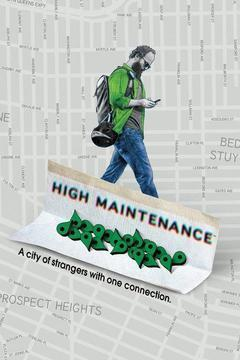 High Maintenance Season 3 cover art