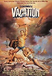 National Lampoon's Vacation cover art