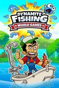 Dynamite Fishing - World Games cover art