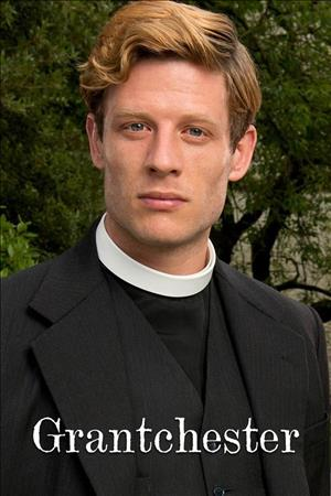 Grantchester Season 4 cover art