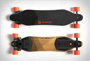 Boosted Boards - The World's Lightest Electric Vehicle cover art