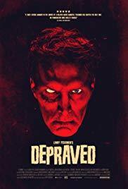 Depraved cover art