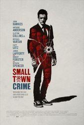 Small Town Crime cover art