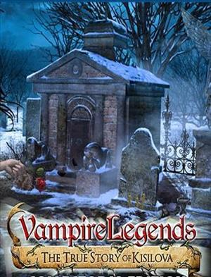 Vampire Legends: The True Story of Kisilova cover art