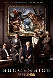 Succession Season 1 cover art