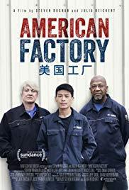 American Factory cover art
