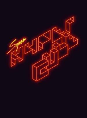SUPERHYPERCUBE cover art