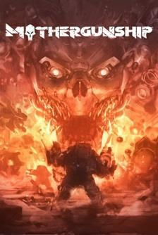 Mothergunship cover art