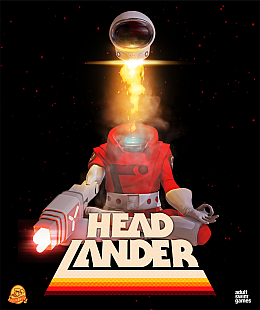Headlander cover art