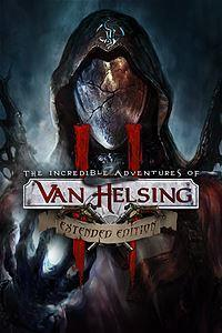 The Incredible Adventures of Van Helsing: Extended Edition cover art