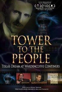 Tower to the People - Tesla's Dream at Wardenclyffe Continues cover art