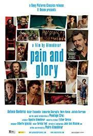 Pain and Glory cover art