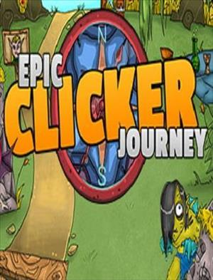 Epic Clicker Journey cover art