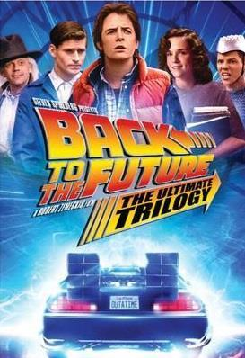 Back to the Future: The Ultimate Trilogy cover art