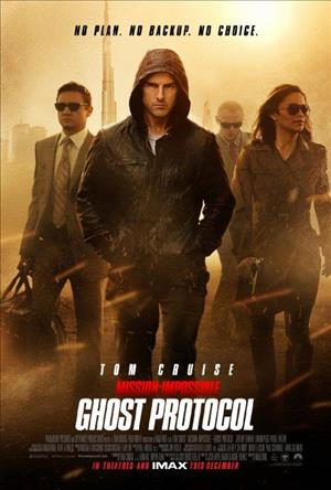 Mission: Impossible - Ghost Protocol cover art