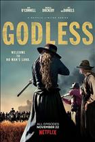 TV Series Season Godless Season 1  Netflix cover art