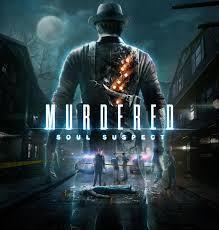 Murdered: Soul Suspect cover art