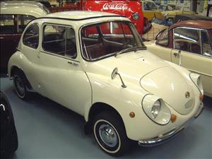 SUBARU 360 cover art