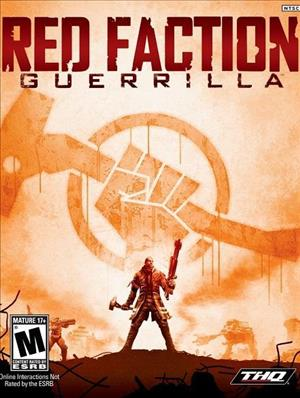 Red Faction: Guerrilla cover art
